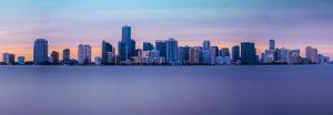 Architecture in Miami