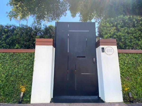Door, Miami Beach, Florida